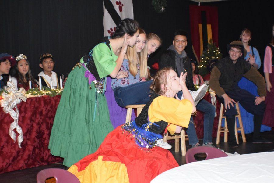 Madrigals showcase holiday spirit