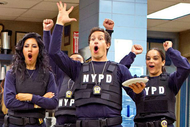 Fans thrilled for new season of Brooklyn Nine-Nine