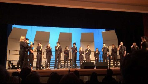 North choirs take audience around world
