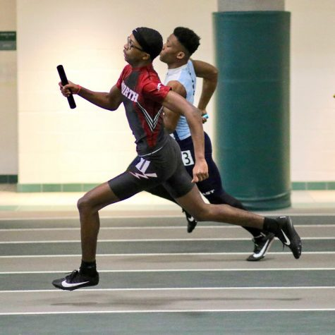Boys' track sprints toward history