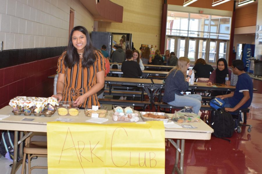 New club influences kindness toward others
