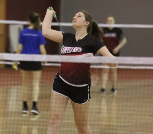 Badminton rallies through season
