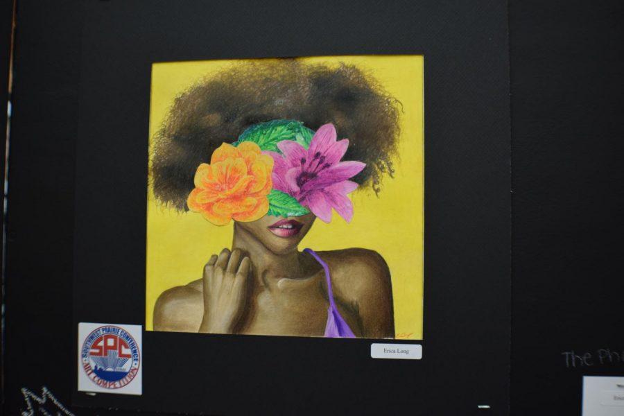 Spring art show exhibits artistic talents