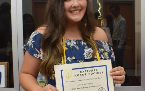 154 NHS students inducted