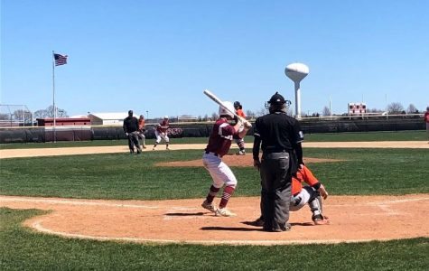 Boys' baseball swings for state