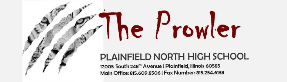 The student news site of Plainfield North High School