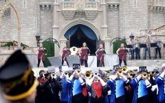 Band Goes to Disney