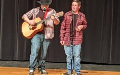 Talent Show Takes Stage