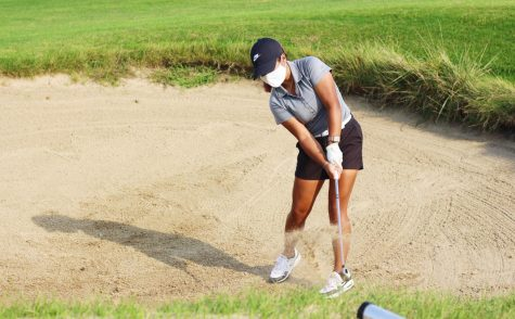 Girl's golf overcomes Covid concerns