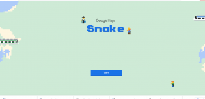 Google released a feature that allowed users to play the popular 1970's game Snake on April 1, 2019. This version though was a bit different, instead of a snake it was a train, and the goal was to pick up different passengers. The game could be played anywhere from San Francisco to Tokyo.