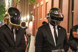 Electronic duo,