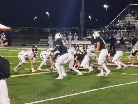 Football takes Field