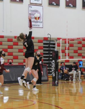 Volleyball seniors 'set' to say goodbye